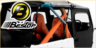 Bestop Jeep Tigertop™ Soft Top <br/>for CJ-7, 76-86