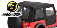 Bestop Supertop for CJ7 76-86