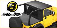 Bestop Halftop™ <br /> 1992-1995 Jeep Wrangler