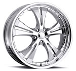 Vision Wheels <br>Shockwave  539 Chrome