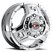 WORX Wheels Dually Triad 801 Front <br/>Chrome