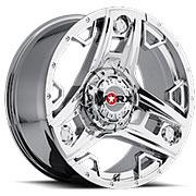 WORX Wheels Triad 801 <br/>Bright PVD