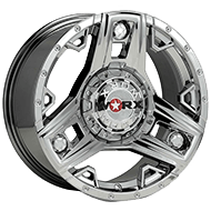 WORX Wheels Triad 801 <br/>Bright PVD