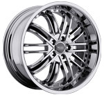 Prado Wheels Paladine 902 Phantom Chrome