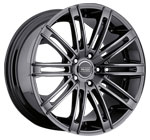 Prado Wheels Arcana 903 Phantom Black