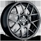 MSR Wheels <br>Style 095 Black Pearl PVD