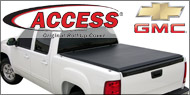 Access Roll Up Tonneau Covers for Chevrolet GMC