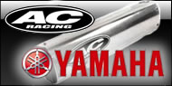 AC Racing </br> Yamaha ATV Exhaust