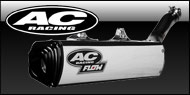 AC Racing </br> ATV Full Exhausts