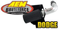 AEM Brute Force Induction System - Dodge