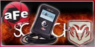 AFE Scorcher Tuner for Dodge