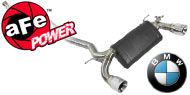 AFE Stainless Steel Exhausts <br> BMW