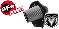 AFE Stage 1 Cold Air Intakes - Dodge - Cummins Diesel