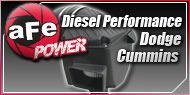AFE Dodge Cummins Diesel