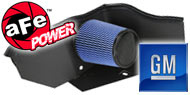 AFE Stage 1 Cold Air Intakes - Chevy/GMC