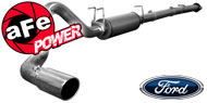 AFE Large Bore HD Exhaust for Ford