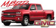 MBRP Performance Exhaust<br /> Silverado/Sierra 1500