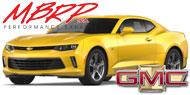 MBRP Performance Exhaust<br /> Camaro