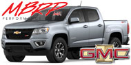 Chevy/GMC Colorado/Canyon MBRP Performance Exhaust