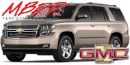 MBRP Performance Exhaust<br /> Tahoe/Yukon