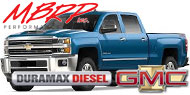 MBRP Performance Exhaust<br /> Chevy/GMC Duramax Diesel