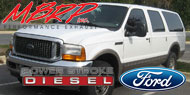 Ford Excursion Diesel MBRP Performance Exhaust
