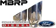 Ford Powerstroke Diesel Tips MBRP Performance Exhaust