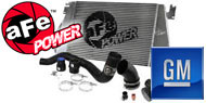 AFE Intercooler Power Package <br  /> GM Duramax