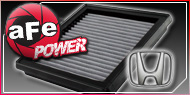 AFE Replacement Air Filters - <br />Honda