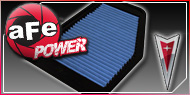 AFE Replacement Air Filters - <br />Pontiac