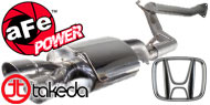 Takeda Exhaust System <br> Honda