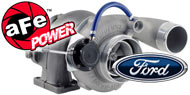 AFE Turbochargers Ford