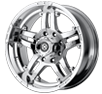 ATX Wheels<br>AX181 Artillery Chrome