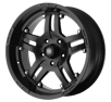 ATX Wheels<br>AX181 Artillery Black