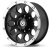 ATX Wheels<br>AX186 Slot Black