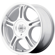 American Racing AR95C Estrella Chrome Plated
