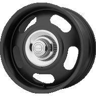 American Racing VN Wheels VN506 Rally One-Piece Satin Black