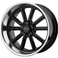 American Racing VN Wheels VN507 Rodder Gloss Black w/ Diamond Cut Lip