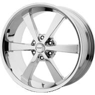 American Racing VN Wheels VN509 Super Nova 6 Chrome Plated