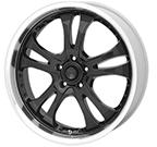 American Racing <br />AR393 Casino Gloss Black