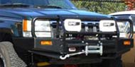 ARB Jeep Deluxe Bumpers</br> for 1993-1998 Jeep Grand Cherokee ZJ