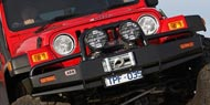 ARB Jeep Deluxe Bumpers</br> for 1997-2006 Jeep Wrangler TJ & Unlimited TJL