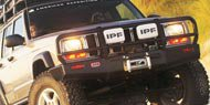 ARB Jeep Deluxe Bumpers</br> for 1997-2001 Jeep Cherokee XJ