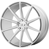 Asanti Black Label ABL-20 Brushed Silver
