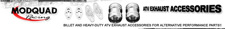 Modquad ATV Exhaust Accessories