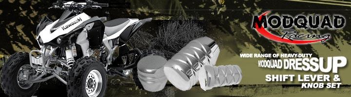 Atv Shift Knobs : Modquad atv shift lever knob set wheelonline