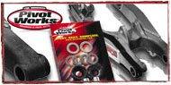 Pivot Works<br>ATV Swingarm Bearing/Seal Kits