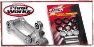 Pivot Works<br>ATV Linkage Bearing/Seal Kits