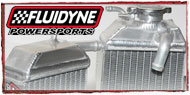 Fluidyne ATV Radiators