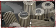 ATV Oil Filters/Seals